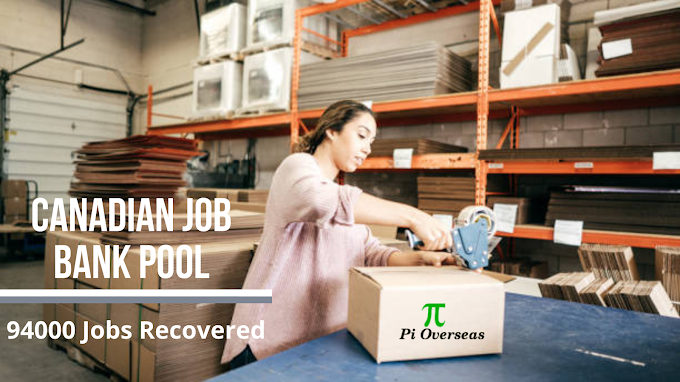 Canadian Economy   94000 Jobs Recovered