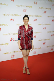 Tamannah Bhatia Exclusive in Red Blazer and Red Shorts Spicy Pics ~  Exclusive 012.JPG