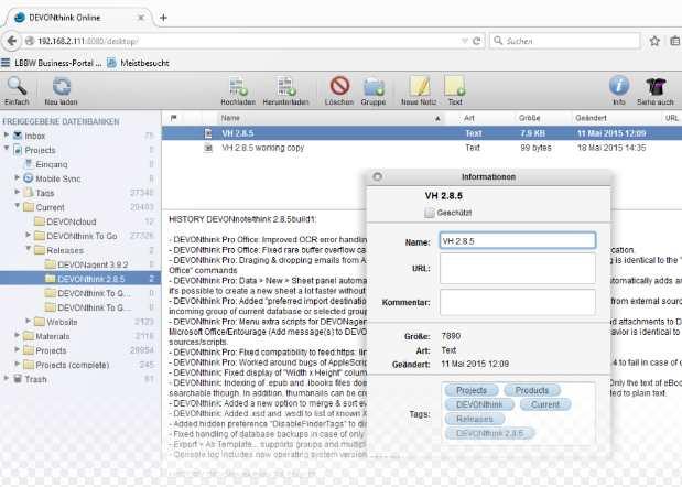 DEVONthink Pro / Server 3.7 Multilingual macOS (New update everyday)