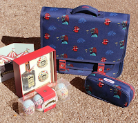 Summer Giveaway : vinci gratis un cofanetto di saponi Granado, set trousse e cartella Catimini