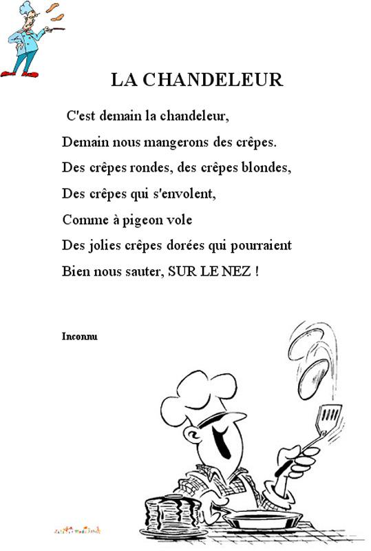 Blog De Recursos La Chandeleur