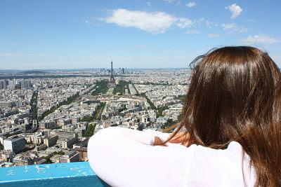 escenario novela romántica 2 tour montparnasse parís