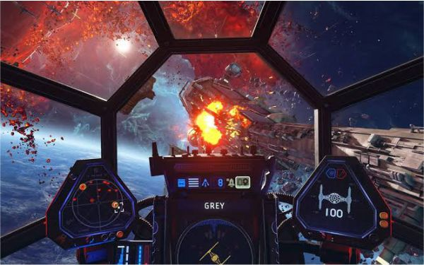 Best Space-themed Games Star Wars