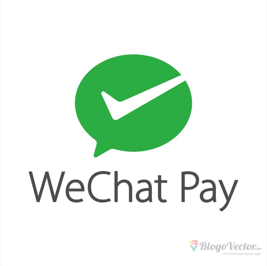 WeChat Pay Logo vector (.cdr) - BlogoVector