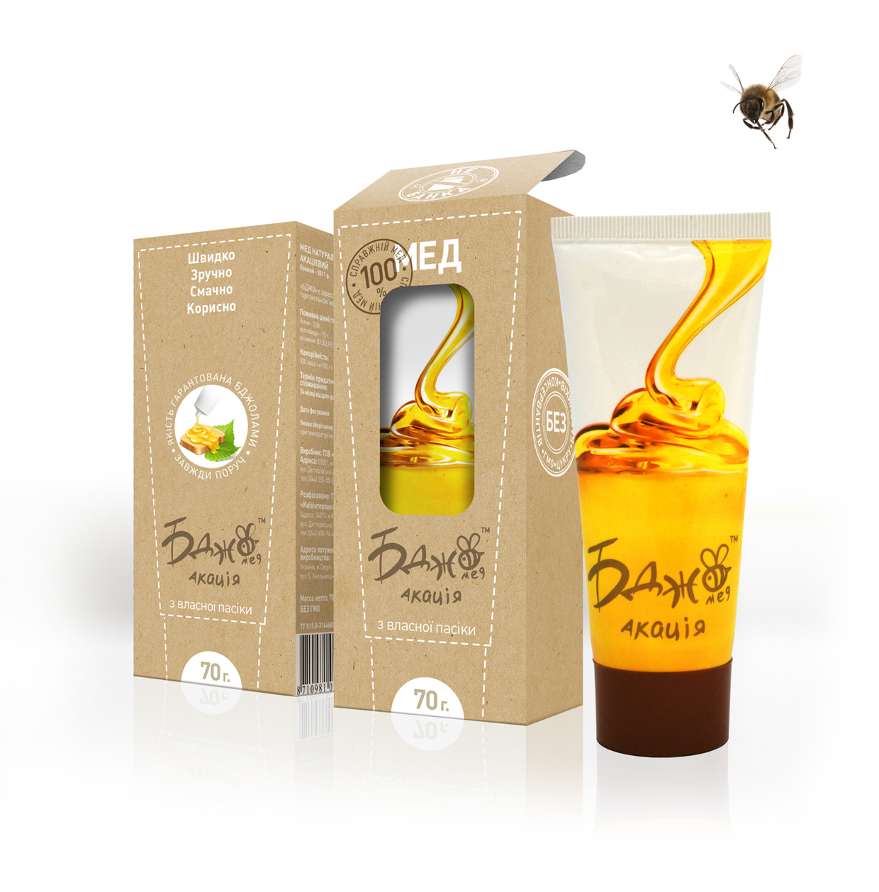bdjo honey on packaging of the world creative package design gallery. Black Bedroom Furniture Sets. Home Design Ideas