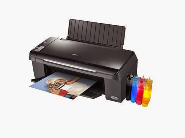installation imprimante epson cx4300