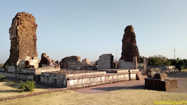 Khilji's Tomb, Mandu