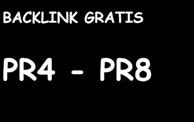 share gratis backlink pr4-pr8