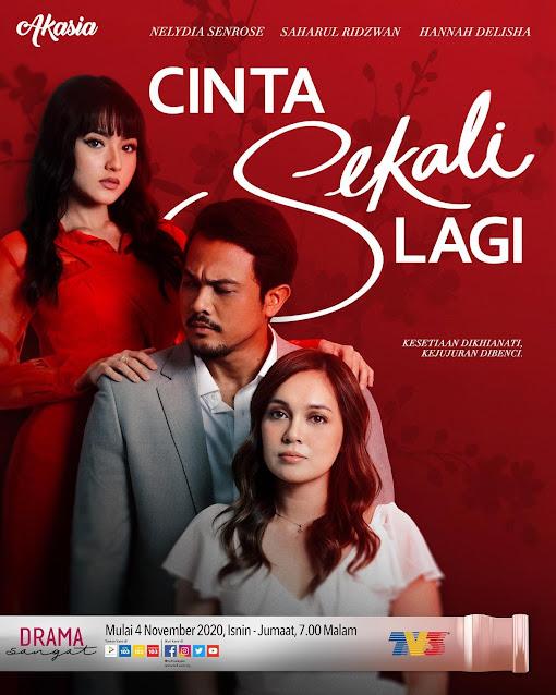 Drama Cinta Sekali Lagi TV 3