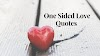 Most Beautiful One Sided Love Quotes for Her in Hindi