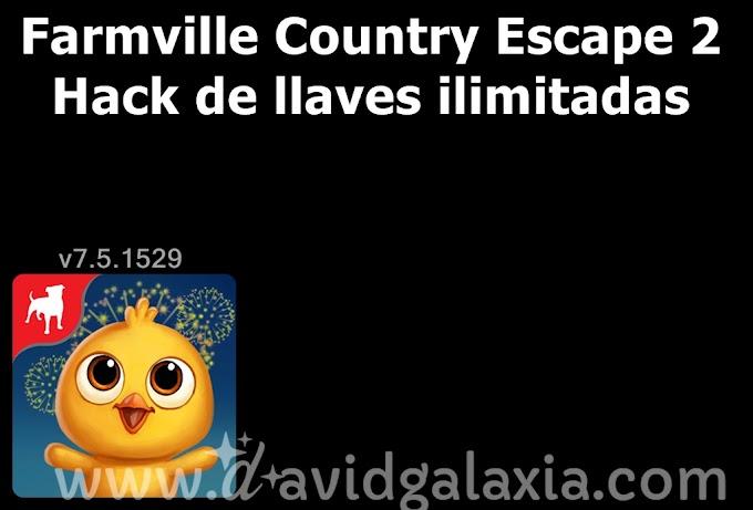 Famville Country Escape 2  Hack v7.5.1529