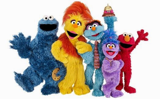 CBeebies, Sesame Workshop