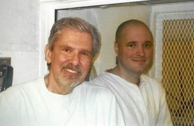 """Texas Thomas """"Bart"""" Whitaker was a few minutes away from execution by lethal injection when his death sentence was commuted to life imprison without the possibility of parole.  Bart, now 38, in 2003 planned to wipe out his entirely family killing his mom and younger brother. His dad, Kent Whitaker survived the attack with life-threatening injuries.     Bart was convicted and sentenced to death of the murders in 2007.    Governor Greg Abbott commuted Bart's sentence from death to life in prison without parole. After a unanimous decision by the Texas Board of Pardons and Paroles.    The Governor said in a statement explaining his reasoning for granting clemency:  """"In just over three years as Governor, I have allowed 30 executions. I have not granted a commutation of a death sentence until now."""" The murders of Mr. Whitaker's mother and brother are reprehensible. The crime deserves severe punishment for the criminals who killed them. The recommendation of the Texas Board of Pardons and Paroles, and my action on it, ensures Mr. Whitaker will never be released from prison.""""   DSCUS"""