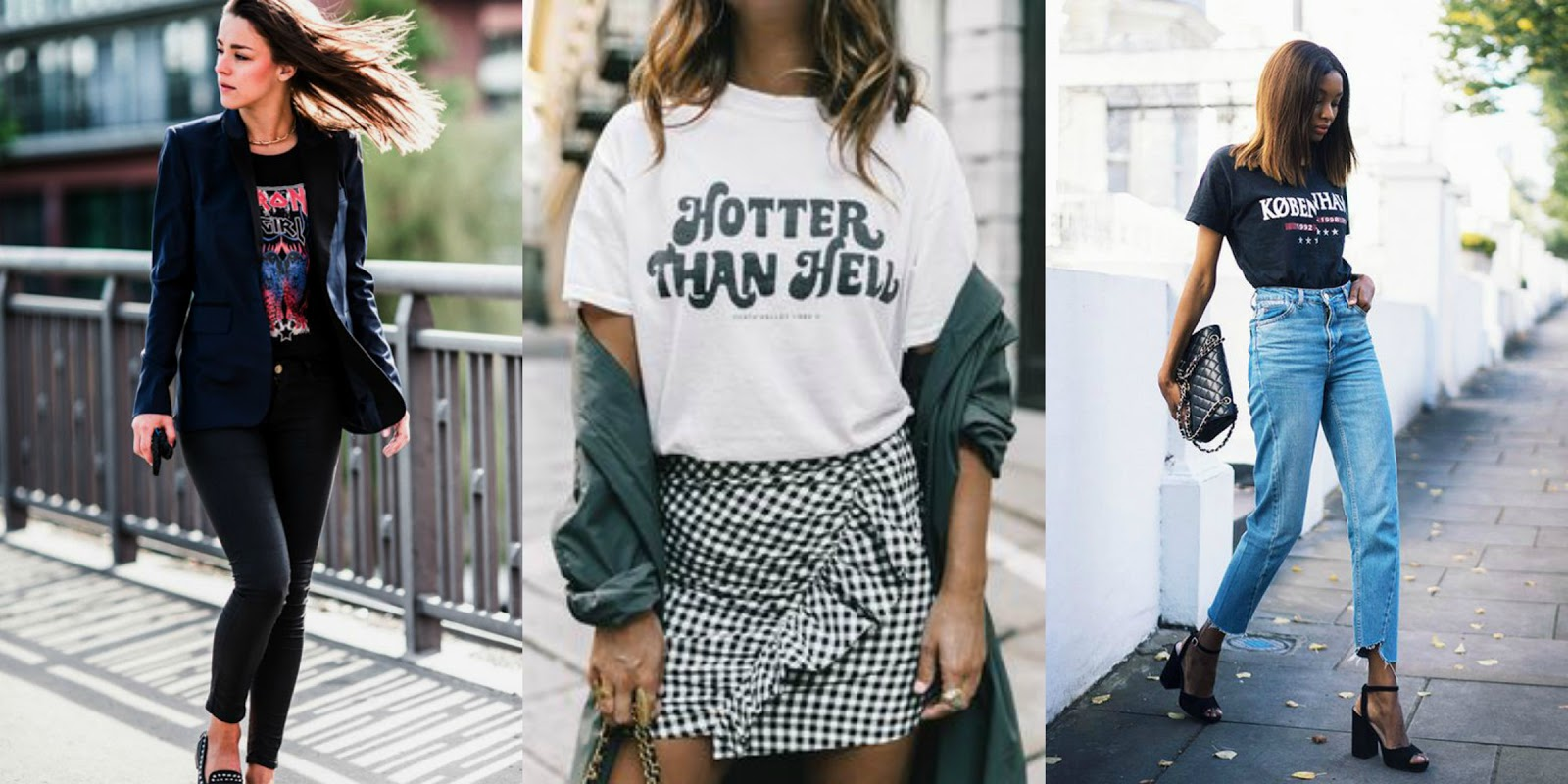 How To WearT-Shirts And Still Look Put Together