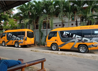 Travel Lampung ke Jakarta