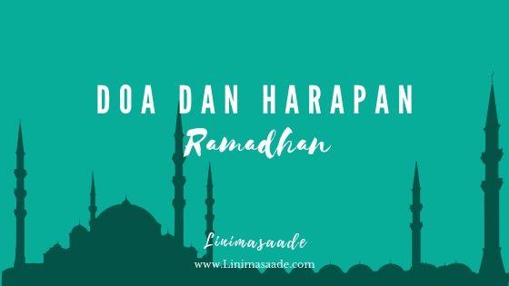 Doa dan Harapan Bulan Ramadhan