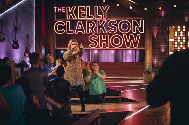 'The Kelly Clarkson Show' Renewed For Season Two