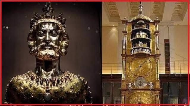تعرف علي الساعة المائية التي كانت في عهد الخليفة العباسي هارون الرشيد