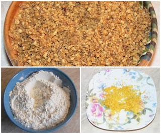 ingrediente prajitura semiluna, cum se face prajitura semiluna, retete cu nuca, retete cu faina, retete cu lamaie, retete culinare, retete dulciuri prajituri si deserturi de casa,
