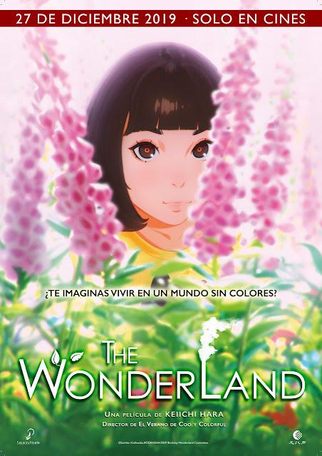 Selecta Visión anuncia el estreno en cines de The Wonderland el próximo 27 de diciembre.