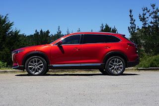 2016 Mazda CX-9 new car