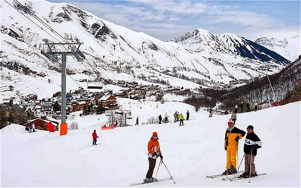 Aussois, Maurienne Valley, France - The Top Ski Resorts for Families In The World