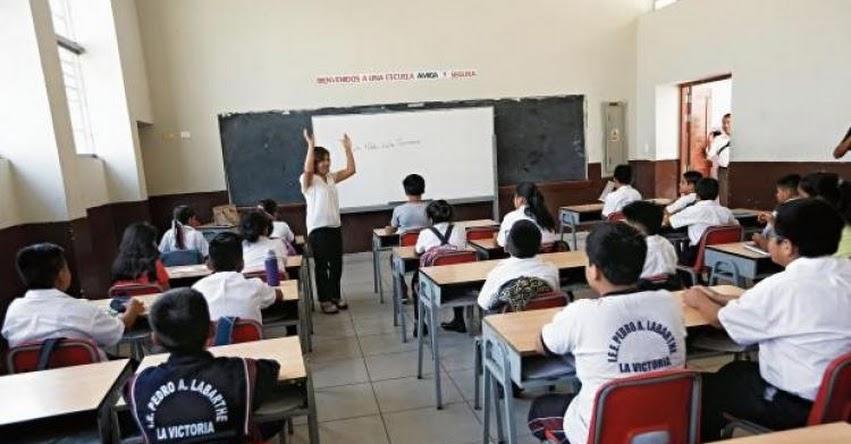 MINEDU: Exigimos celeridad y probidad a jueces que decidan sobre el currículo escolar (Daniel Alfaro Paredes) www.minedu.gob.pe