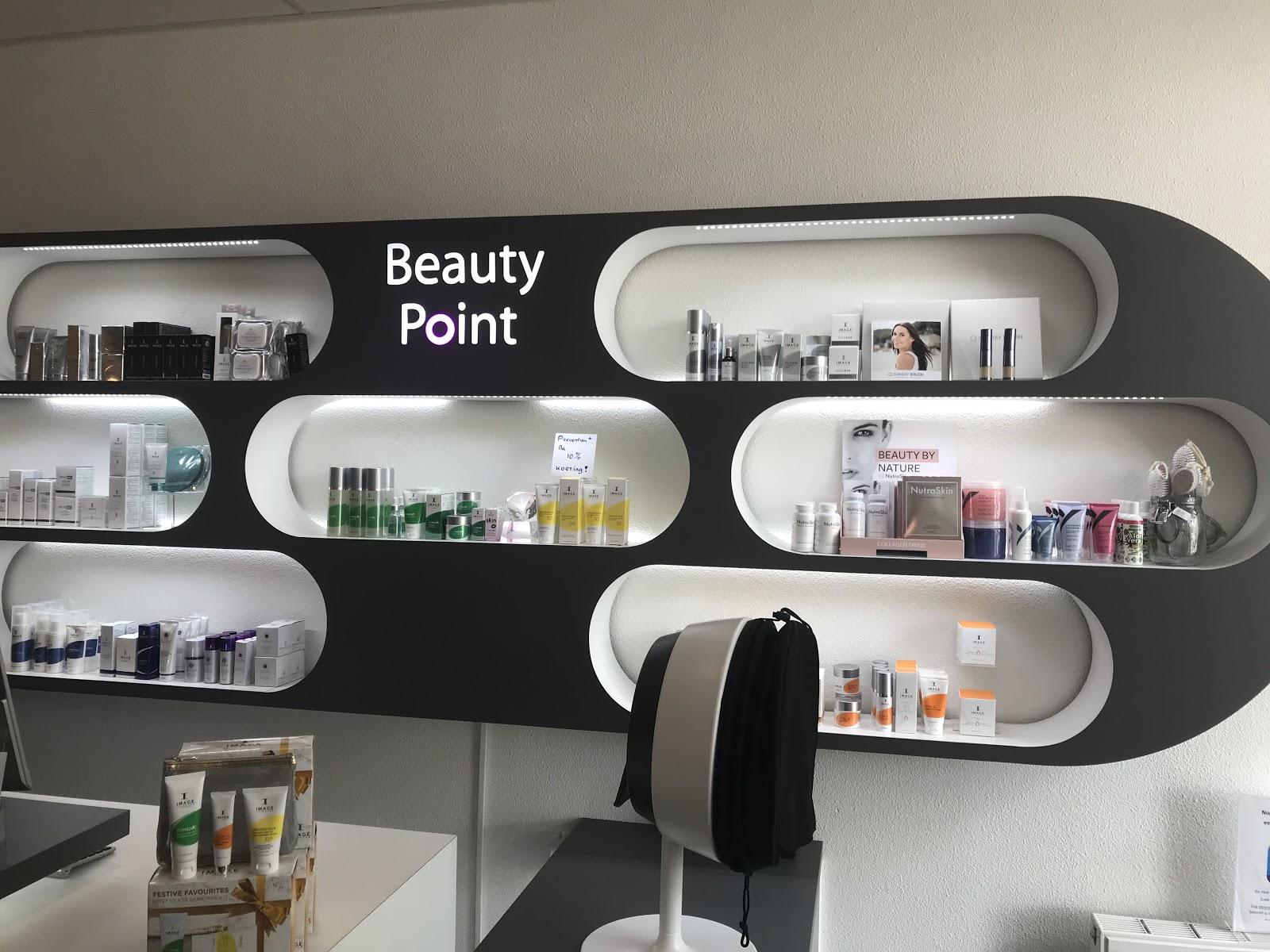 Vitamine c gezichtsbehandeling beautysalon Beautypoint groningen