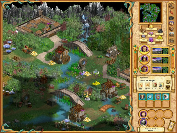 Download Heroes of Might and Magic 4 PC