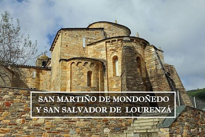 San Martiño de Mondoñedo y Vilanova de Lourenzá