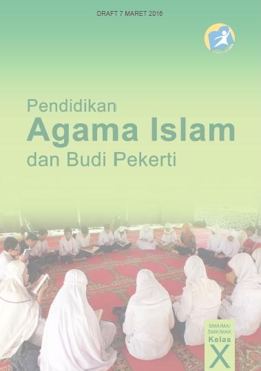 Js Aries Blog Buku Pedoman Siswa Pai Bp Kelas X Sma Ma Smk Mak Kurikulum 2013 Draf Revisi 2016