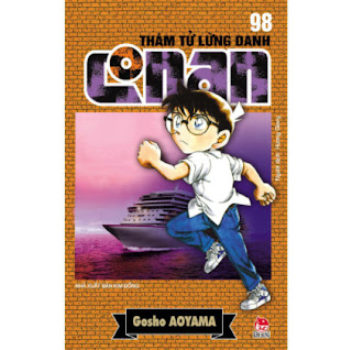 Thám Tử Lừng Danh Conan - Tập 98 ebook PDF EPUB AWZ3 PRC MOBI