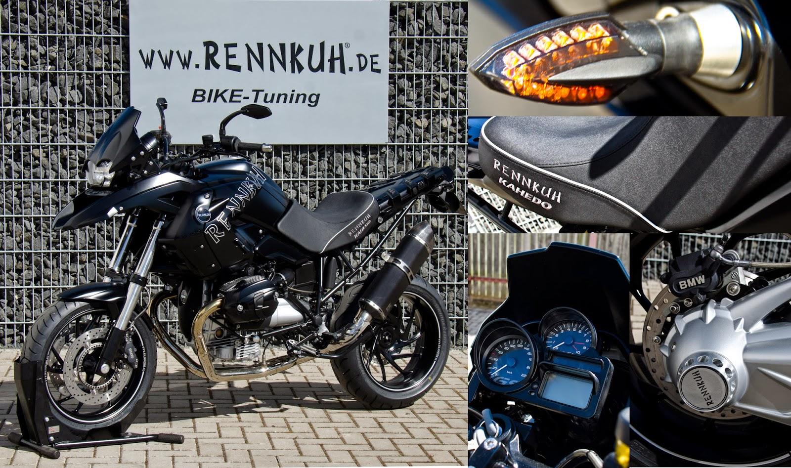 Racing Caf U00e8  Bmw R 1200 Gs By Rennkuh