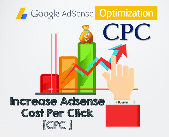 Increase Adsense CPC Cost Per Click - Adsense Optimization