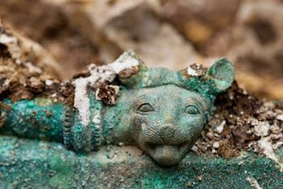 Τάφος Κέλτη Αποδεικνύει όσα Δεν Θέλουν να Ξέρουμε για την Ελληνική Καταγωγή τους…