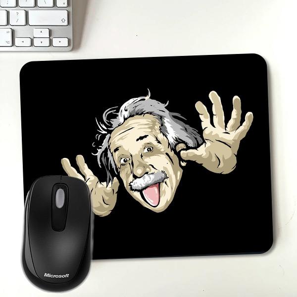 Einstein Temalı Mousepad