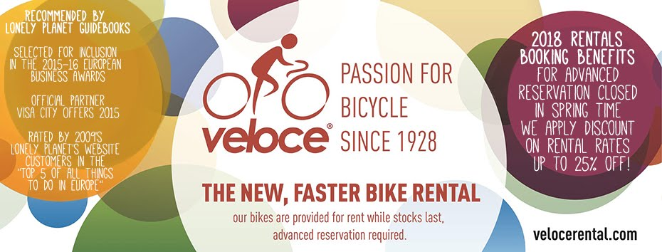 Veloce ® cycling and bike rental company