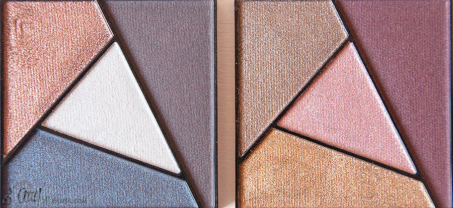 Quarteto de Sombras City Modern - Mary Kay