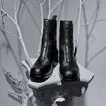 Walker Front Zip boots 815B
