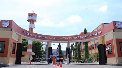 Akademi Teknik dan Keselamatan Penerbangan Surabaya – Daftar Jurusan dan Program Studi