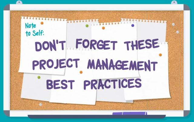 top project management best practices