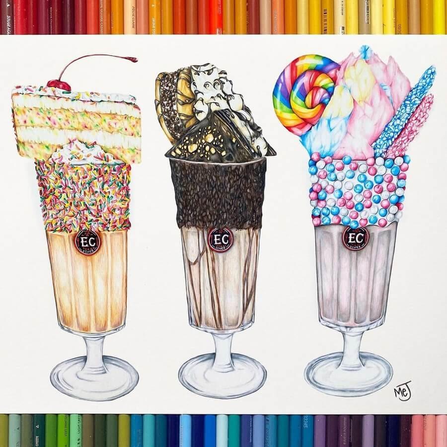 01-Milkshake-and-cake-Morgan-Johnson-www-designstack-co