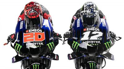 Yamaha Motor Racing Perpanjang Kontrak Dengan Dorna Hingga MotoGP 2026