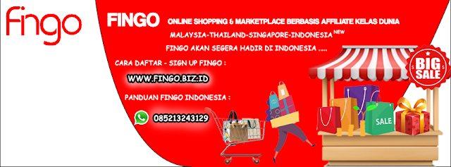 Gabung Fingo Social E Commerce E Hypermart Marketplace Fingo