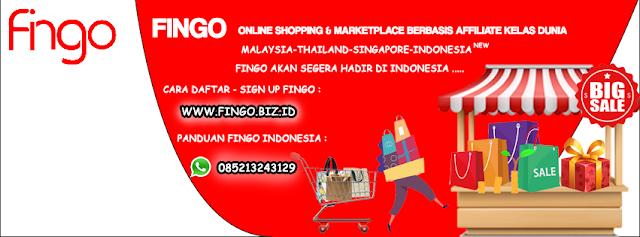 Gabung Fingo Social E Commerce E Hypermart Marketplace Fingo