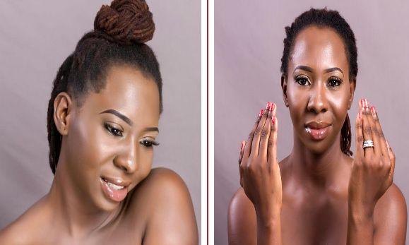 OAP Shine Begho Gets Daring In New Photo Shoot