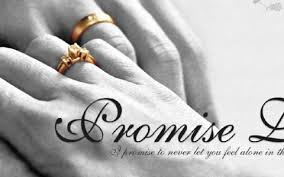 Happy Promise Day MSG