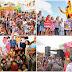 Prefeitura de Jaguarari proporciona a centenas de crianças um dia repleto de atividades e muita diversão com Criançada na Praça