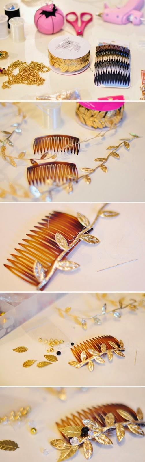Relasé: Accessori per i capelli Fai da Te - tutorial ...