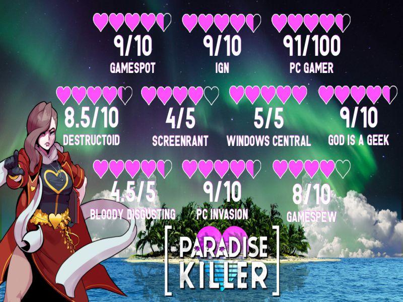 Download Paradise Killer Game Setup Exe